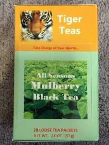 Tiger Teas Loose Tea